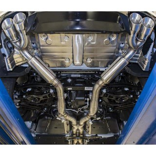 kooks 3 exhaust axle back camaro ss zl1 lt1 lt4