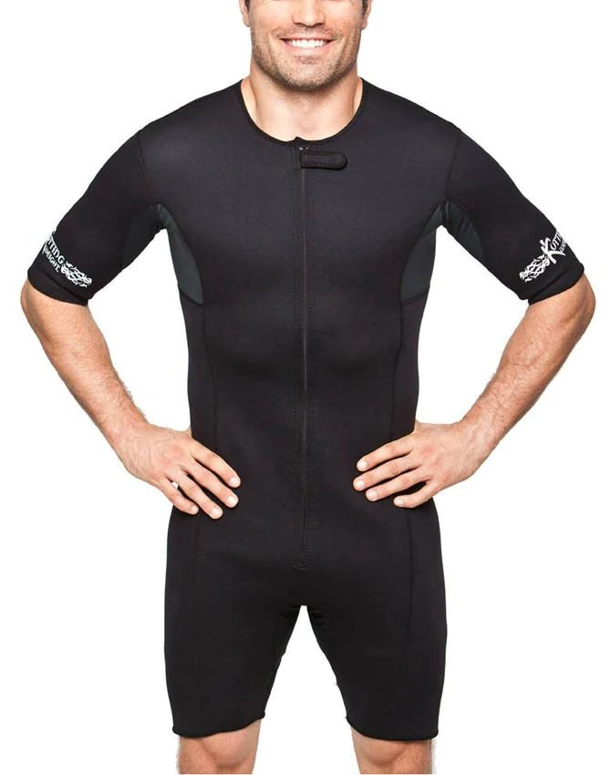 Men's Neoprene Sauna Suit Kutting Weight