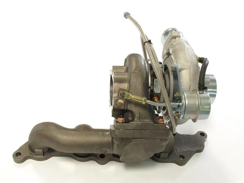 50 2011 Kit Turbo Mustang