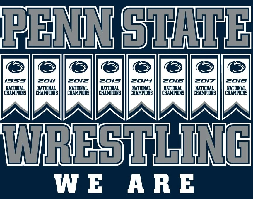 penn state that s what we do wrestling t shirt
