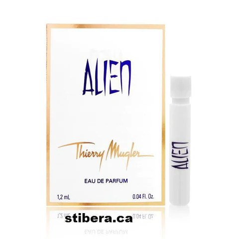 Subscription Box Swaps Thierry Mugler Alien Perfume