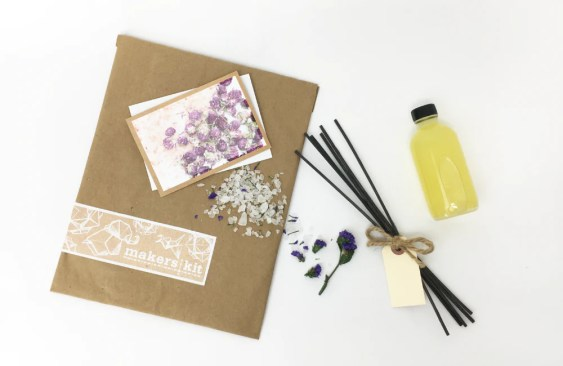 Monthly Craft Pouch Subscription