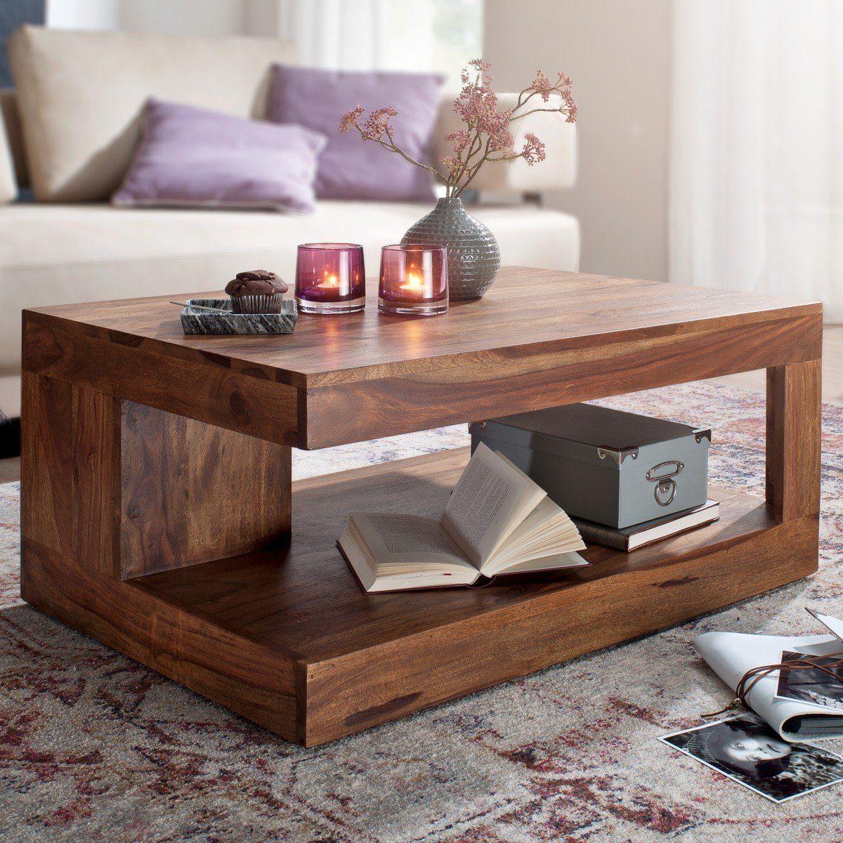 Solid Wood Aspaki Centre Table Saraf Furniture