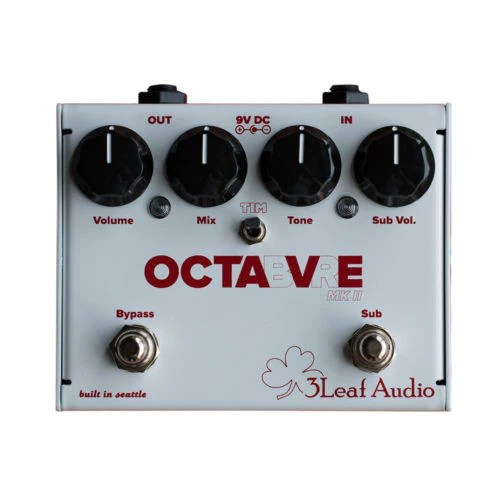 3 Leaf Audio Octabvre MKII - Dual Mode Octaver | Welcome To Steve's Music  Center !