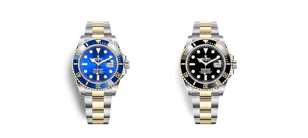 Rolex Submariner 126613 2020