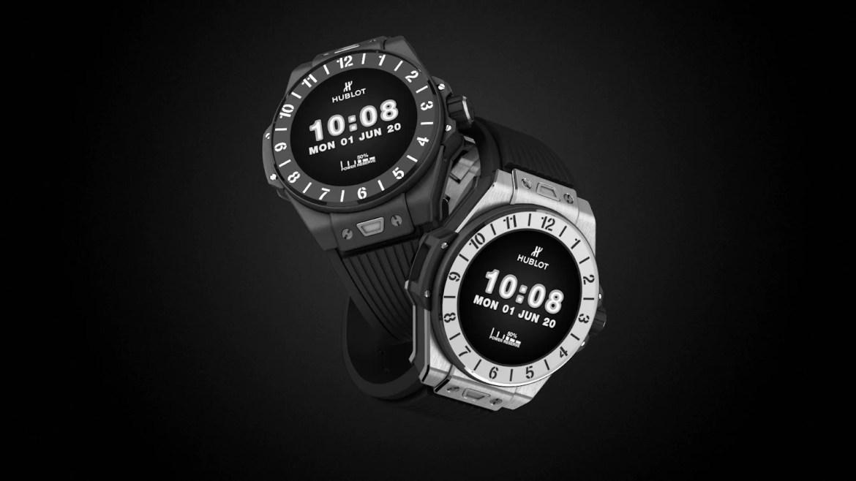 hublot big bang smart watch