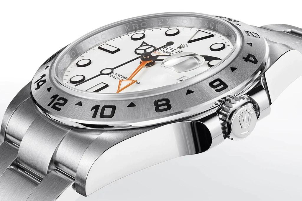 Rolex Explorer II 2021