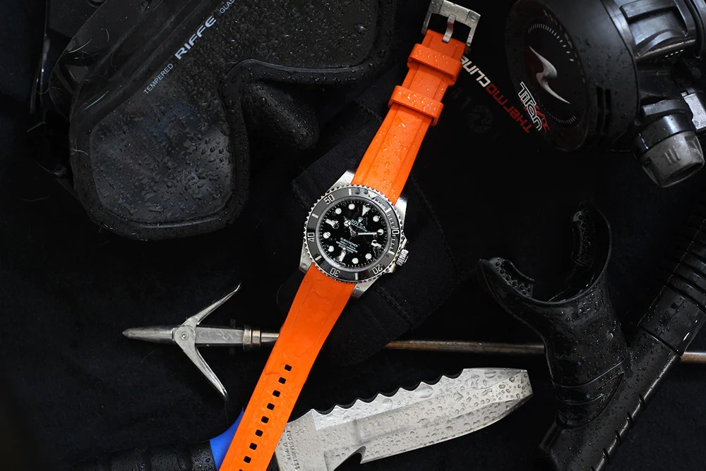 rolex submariner watch bands