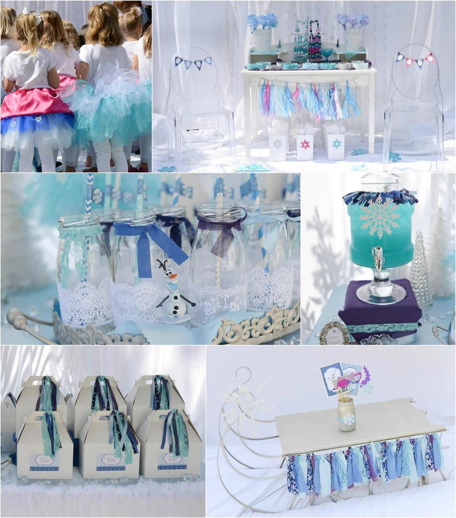 Disney's frozen Party