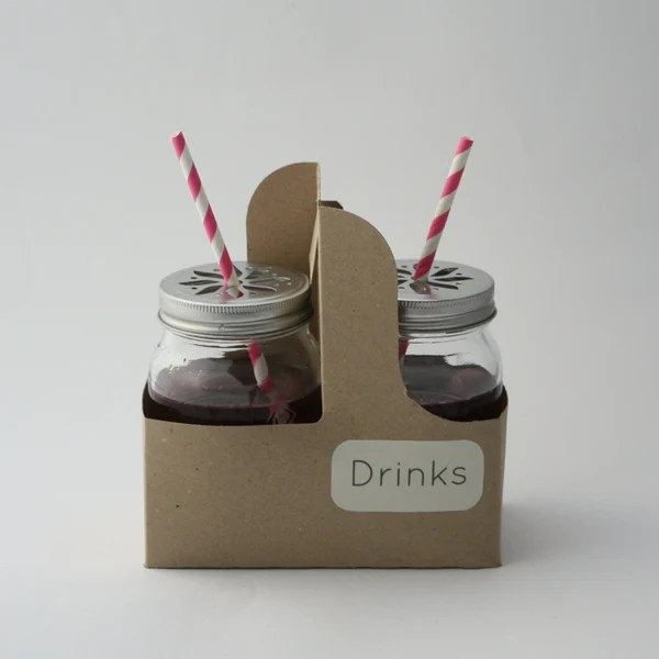 Cute drinks Carrier