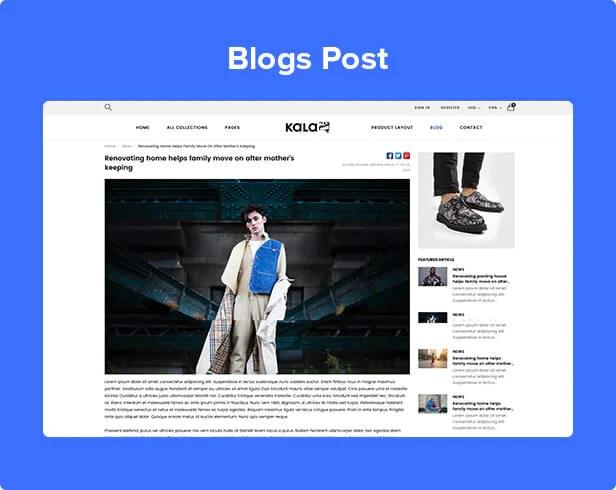 blogs post