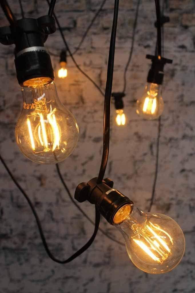 festoon lighting outdoor string lights