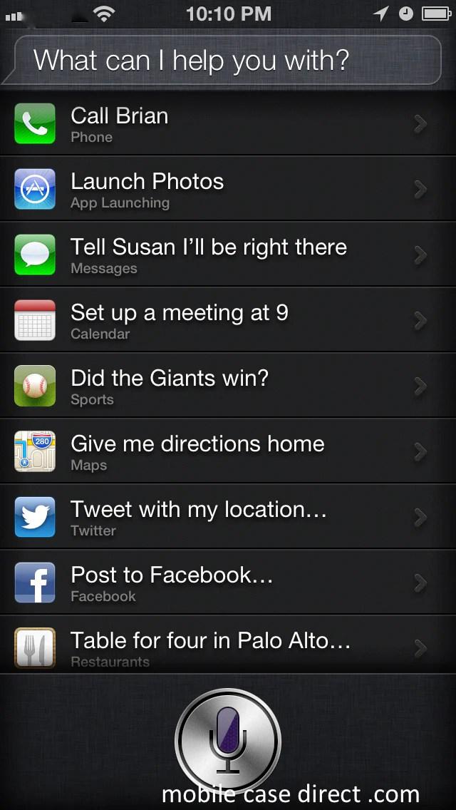 Siri Quick Tips