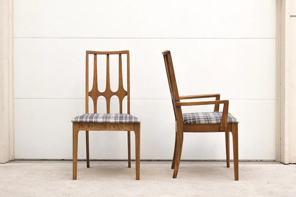 Set High Dining Table Chairs And