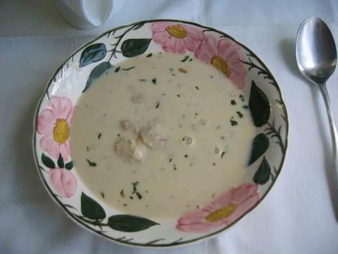Bacon Mushroom Tofu Soup Recipe