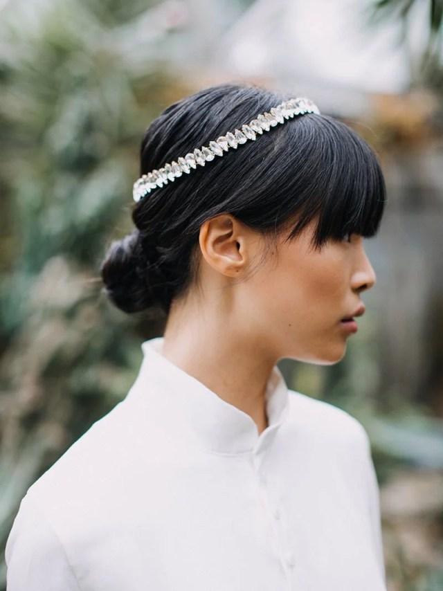rhinestone bridal crown   bridal accessory   victoria tiara