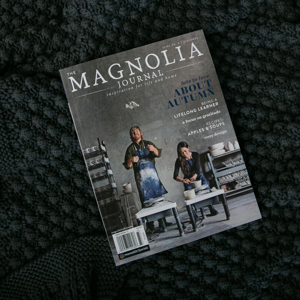 1 Issue Magnolia Journal
