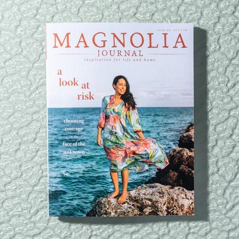 Magnolia Journal Summer 2020 issue