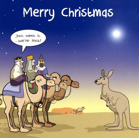 Funny Christmas Cards Seasonal Humour To Downright Rude