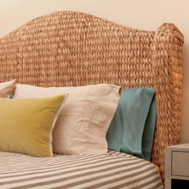 Briana Seagrass HeadBoard At Global Home