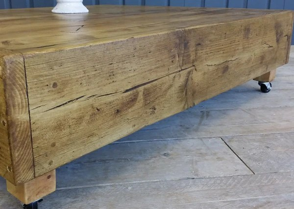 country coffee tables made from