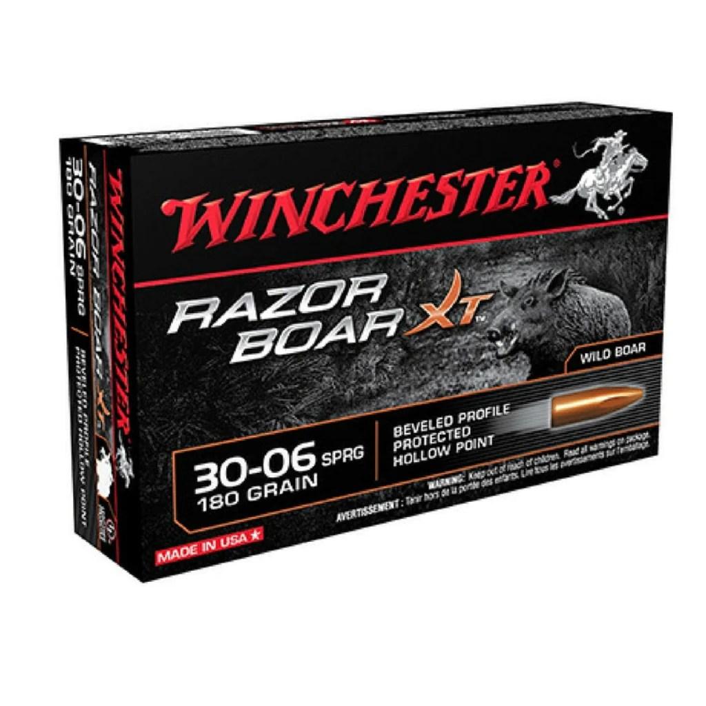 Winchester Razorback Xt 223