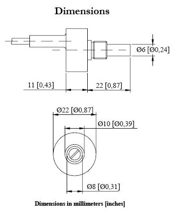 Aim Steering Angle Sensor