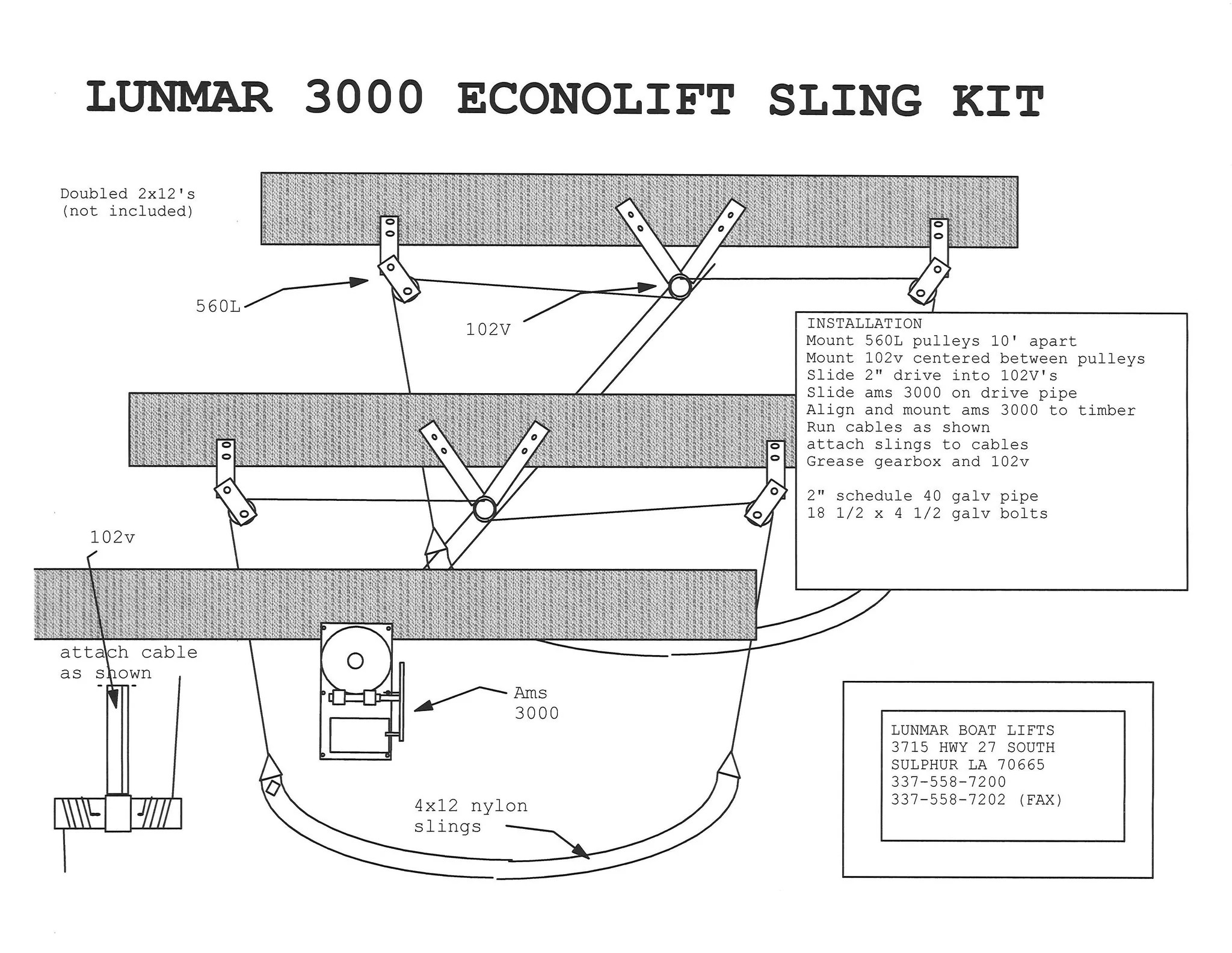 Wiring Diagram For Boat Dock : Salzer boat lift switch wiring diagram