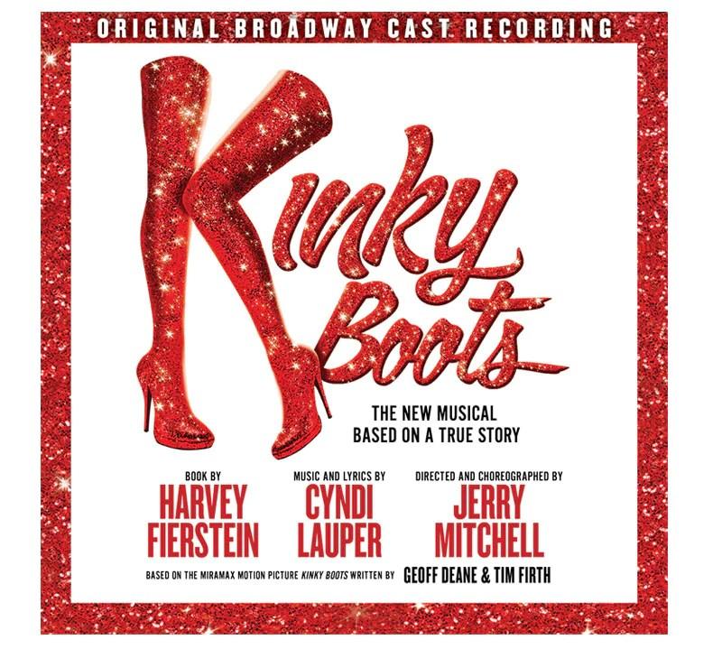 Kinky Boots CD   Broadway Merchandising, KINKY BOOTS