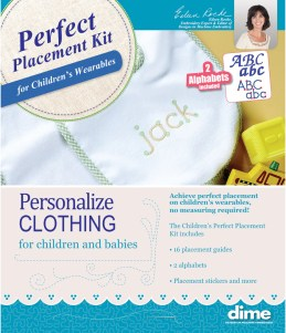 Eileen's Children's Perfect Placement Kit