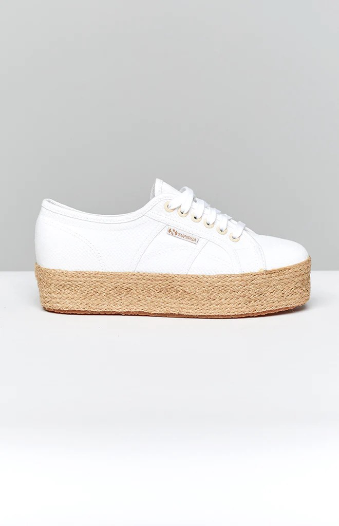 Superga 2790 COTU Rope Canvas Sneaker 4