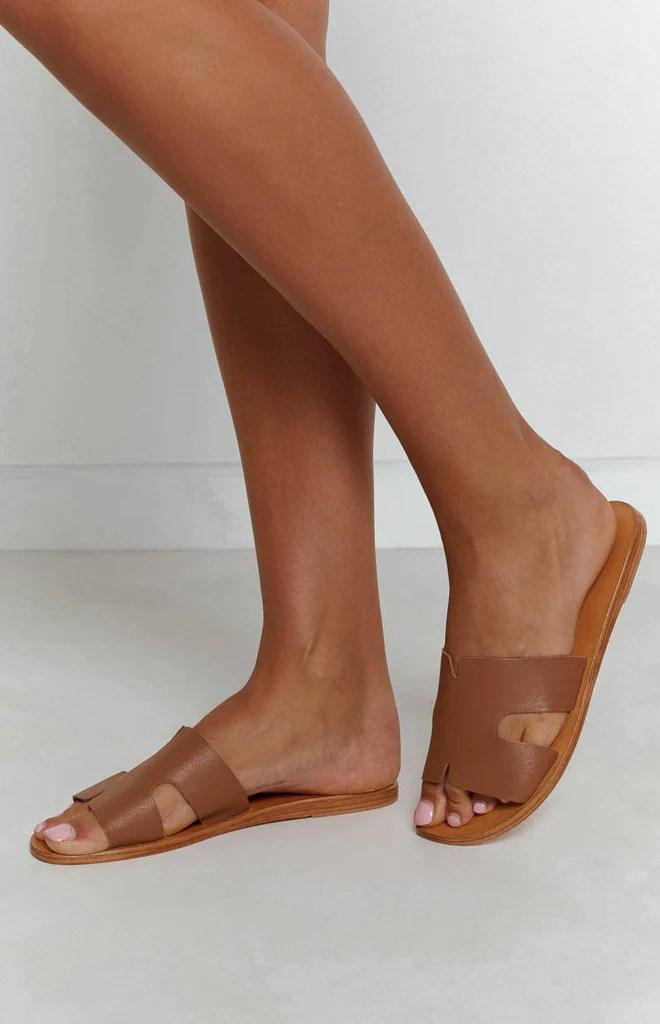 Just Because Agonda Sandal Tan 2