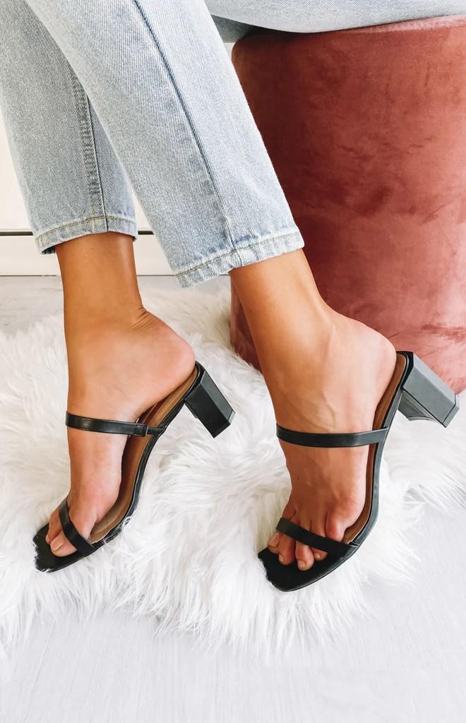 Billini Luna Heels Black 2