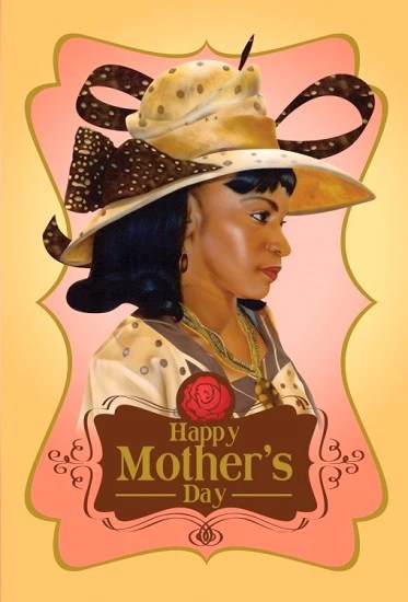 Happy Mother's Day: African American Mother's Day Card ...