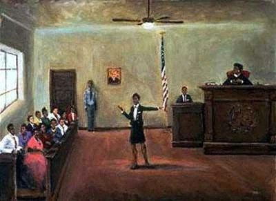 Equal Justice By Ted Ellis The Black Art Depot