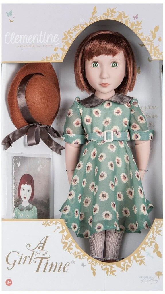 Clementine Your 1940s Girl A Girl For All Time 16 Doll