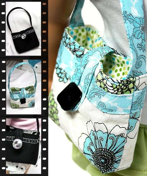 Urban Handbag 18 Inch Doll Accessories Pattern Pdf