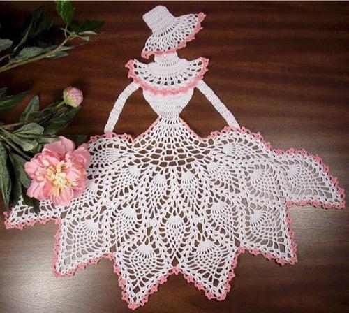 Ladies Of Lace Crochet Pattern Maggies Crochet