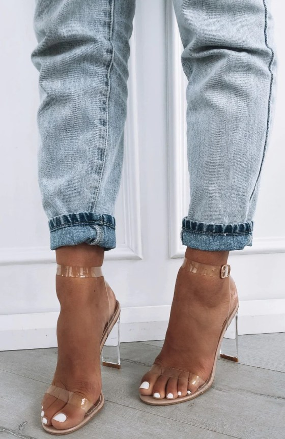 Dior Heels Nude 12