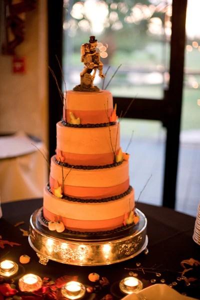 Halloween Wedding Cake Candy Cake Weddings