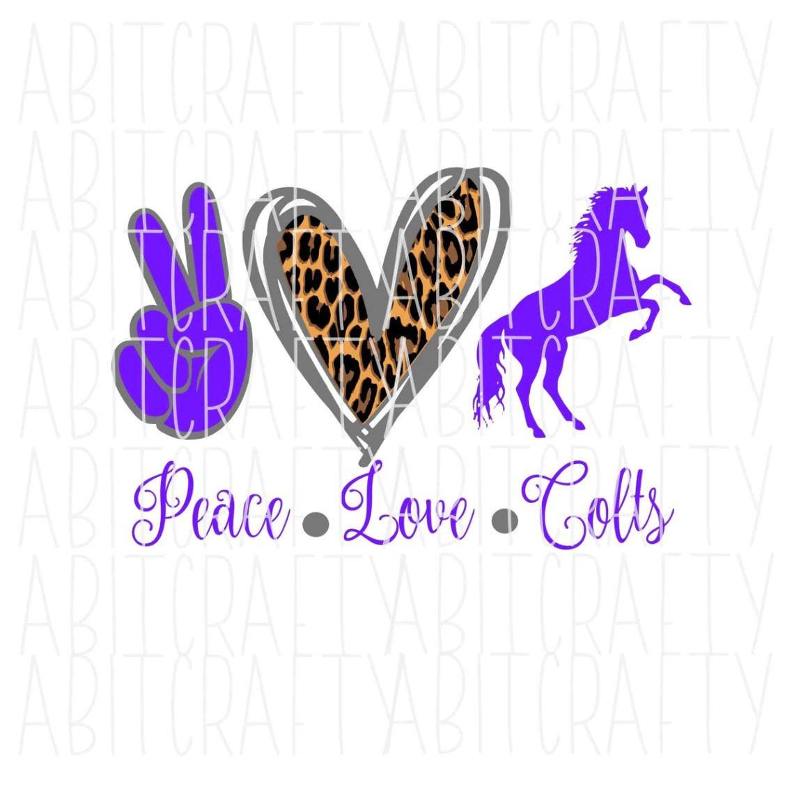 Download Peace, Love, Mascot svg/png/jpeg/football/digital download ...