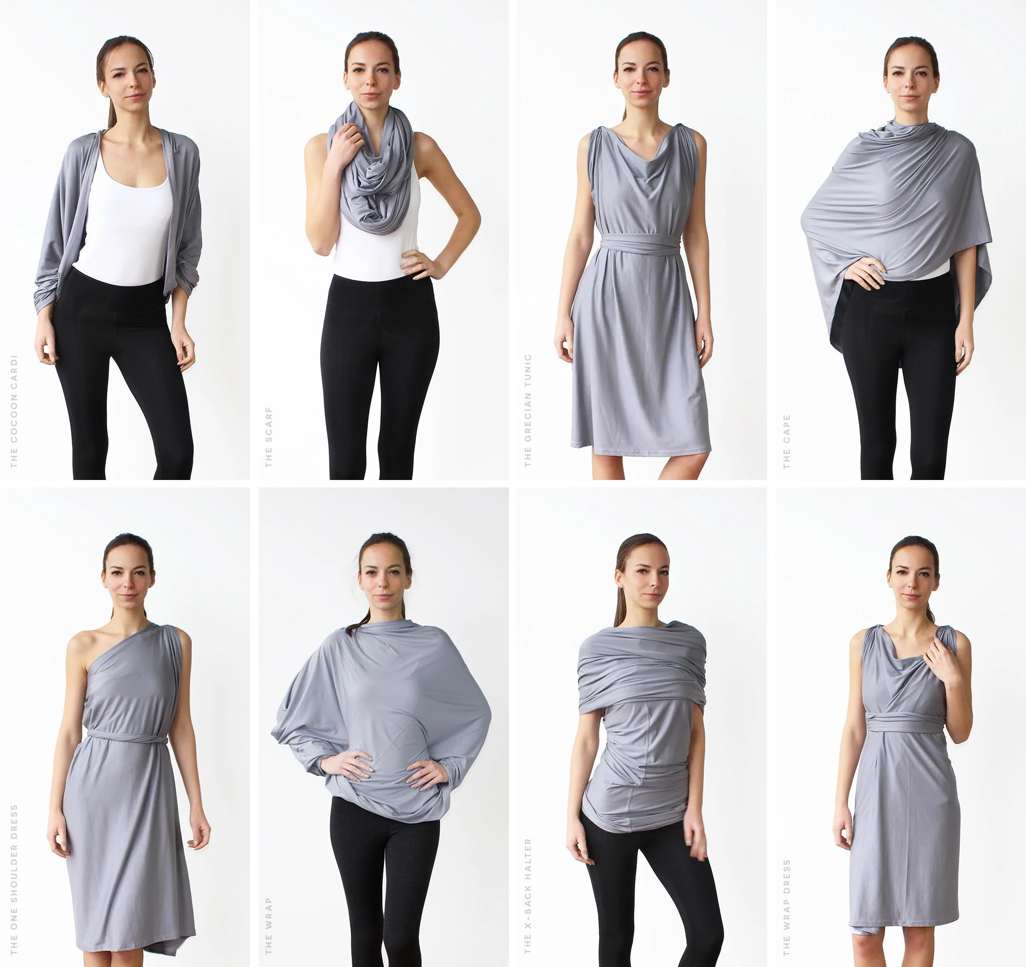 Minimalist Cardigan For The Everyday Traveler Ethically Made In Canada With Sustainable And Eco Friendly