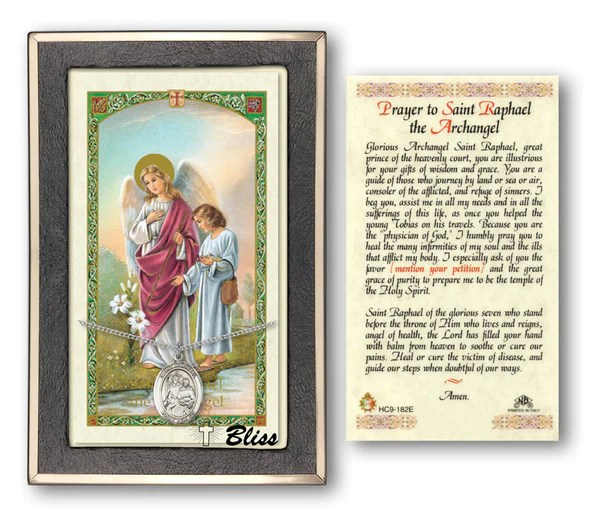 St Raphael The Archangel Catholic Online Shopping