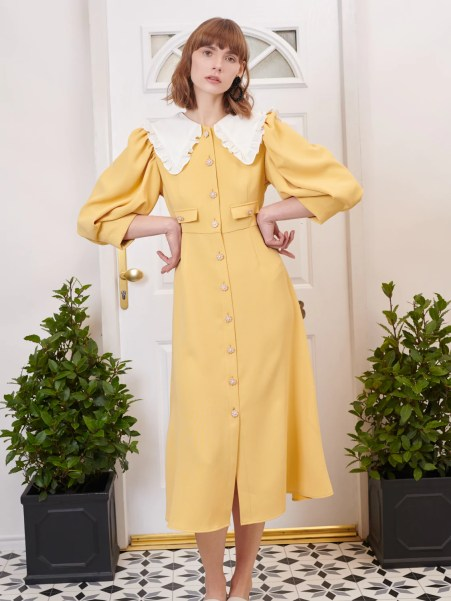 Love Signed Midi Dress Sister Jane