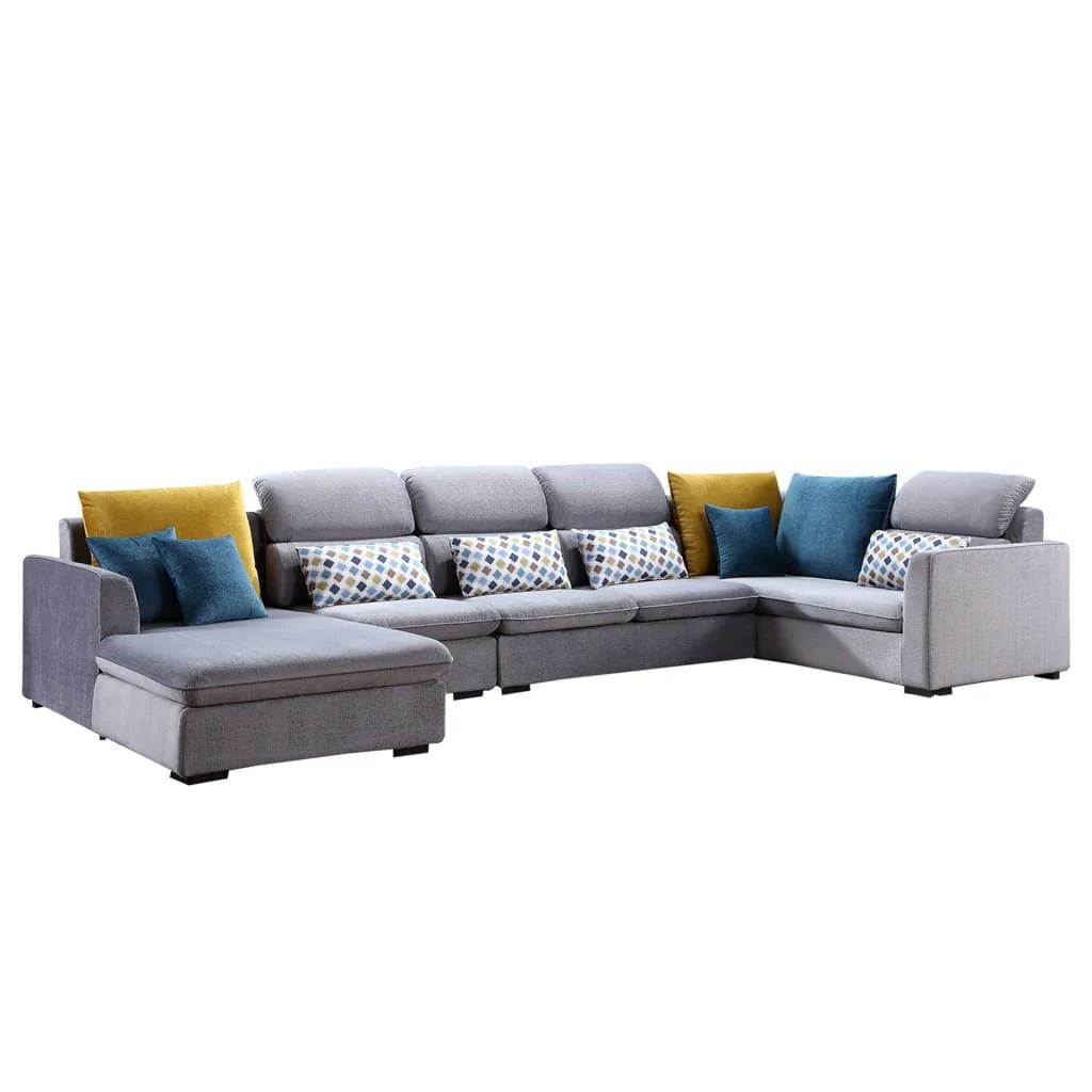 Gray Sectional Sofa Best Wish Best Wish Shopping