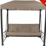 Replacement Canopy For Target 3 Person Patio Swing High Grade 300d The Outdoor Patio Store