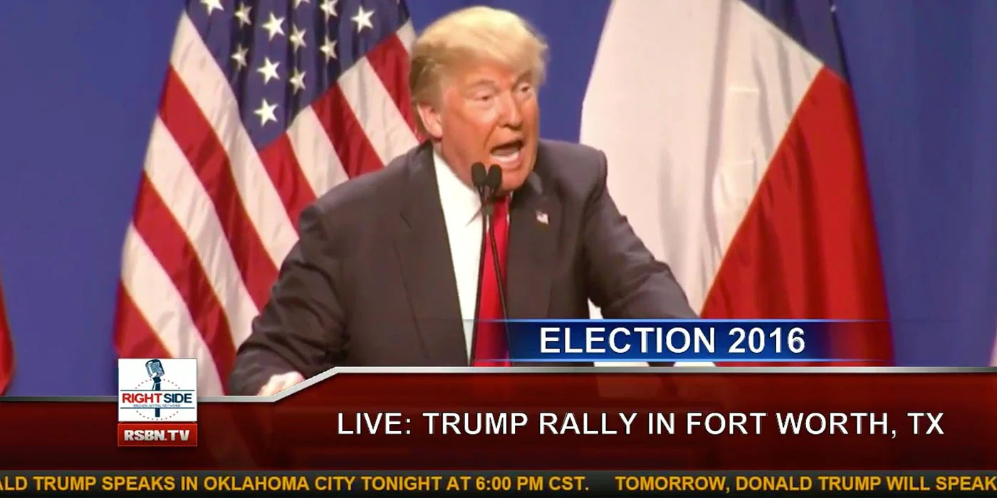 LIVE Stream: Donald Trump Rally in Fort Worth, TX (2-26-16 ...