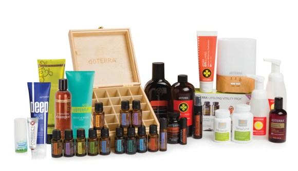 doTERRA Natural Solutions Kit
