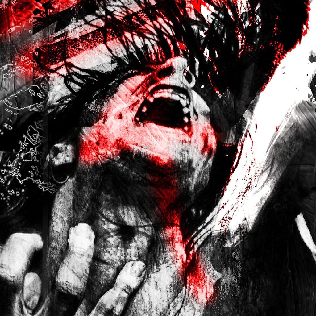 American Psycho Art Patrick Bateman Rockchromatic