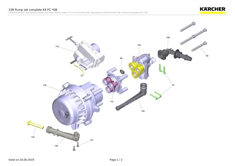 Karcher K4 Full Control 1 324 002 0